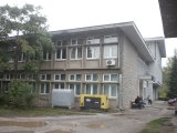 Зграда у Призрену - напуштена 1999.